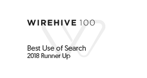 Wirehive best use of search